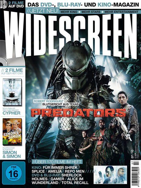 <strong><em>Predators</em></strong> Magazine Cover