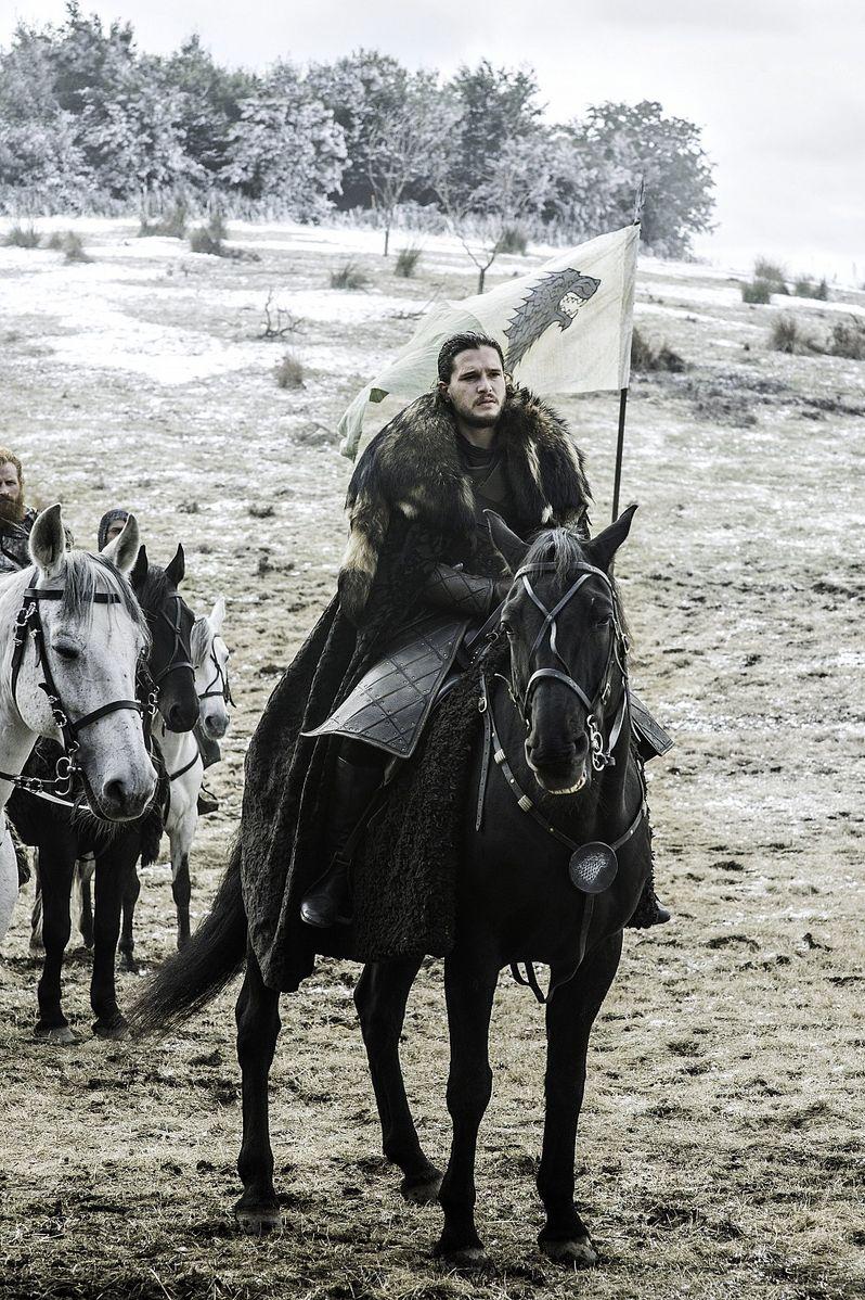 <strong><em>Game of Thrones</em></strong> Battle of the Bastards Photo 1