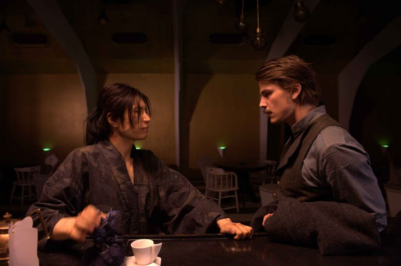 Josh Hartnett in <strong><em>Bunraku</em></strong> #2