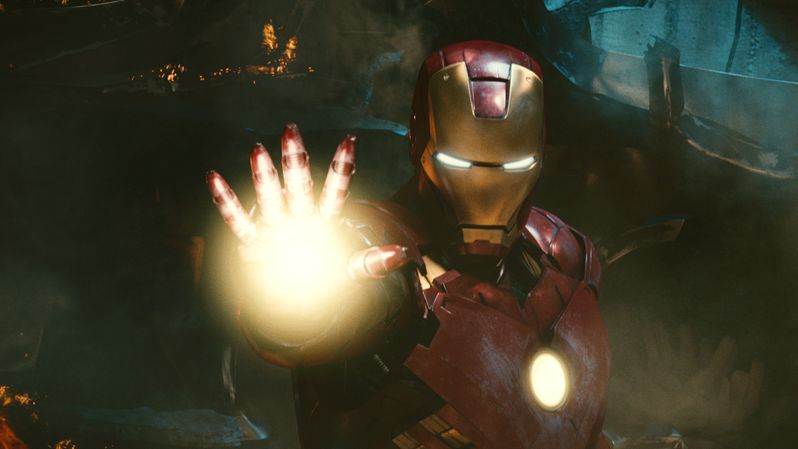 <strong><em>Iron Man 2</em></strong>