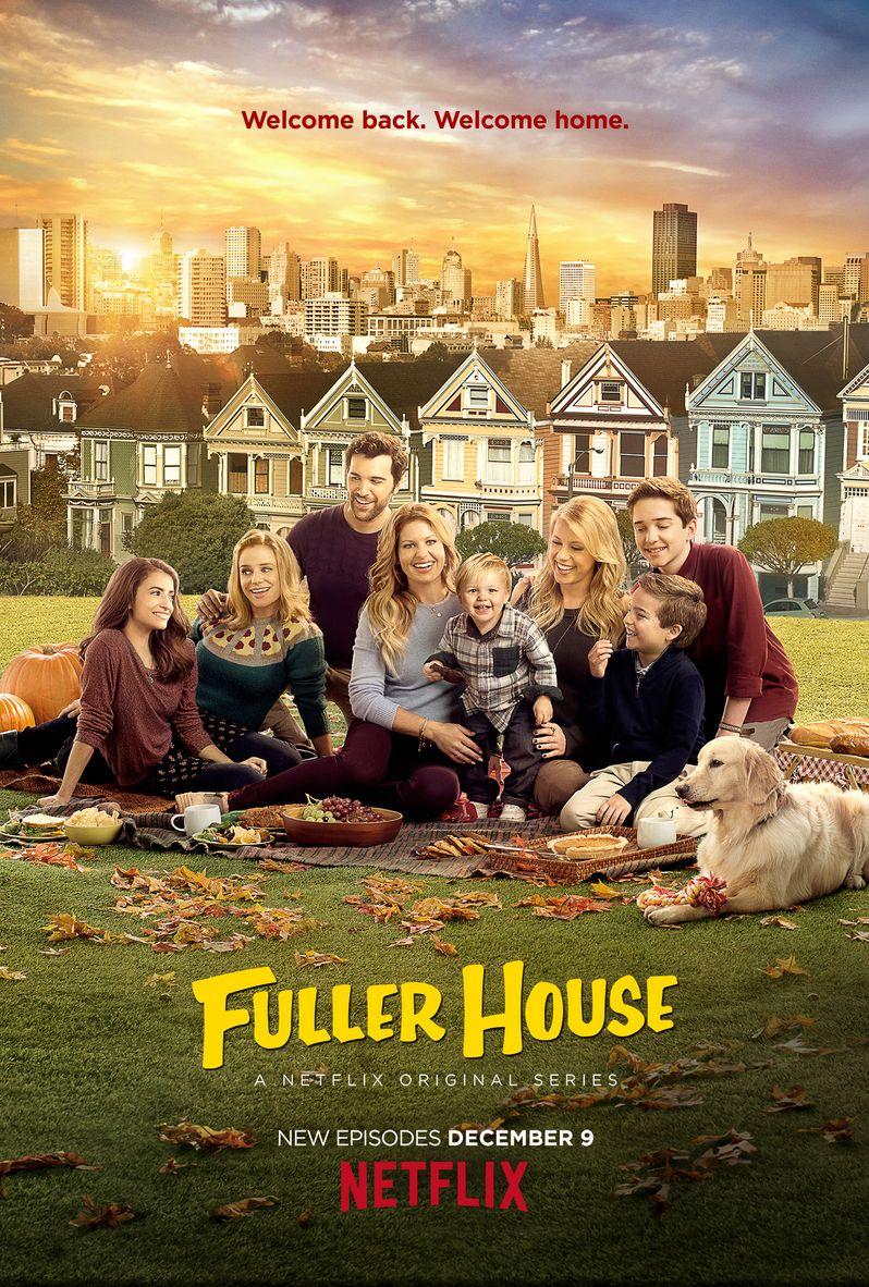 <strong><em>Fuller House</em></strong> Season 2 Poster