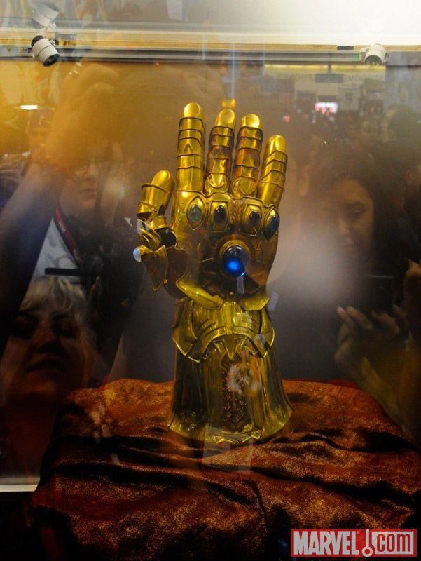 <strong><em>Thor</em></strong>'s Infinity Gauntlet