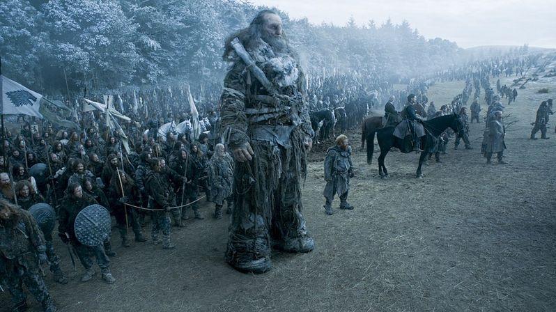 <strong><em>Game of Thrones</em></strong> Battle of the Bastards Photo 6