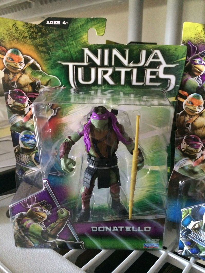 <strong><em>Teenage Mutant Ninja Turtles</em></strong> photo 4