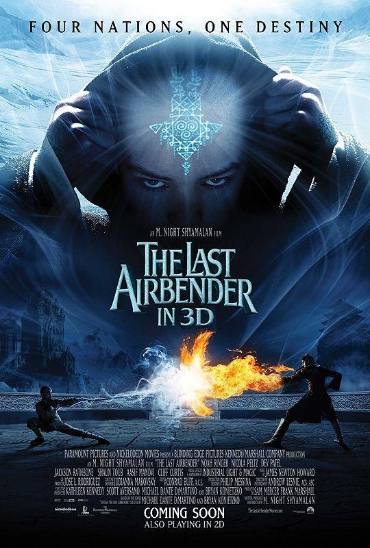 <strong><em>The Last Airbender</em></strong> International Poster #6