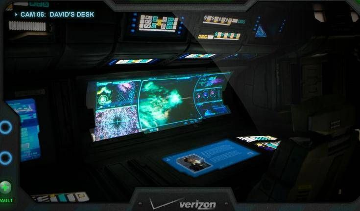 Verizon <strong><em>Prometheus</em></strong> Photo #9