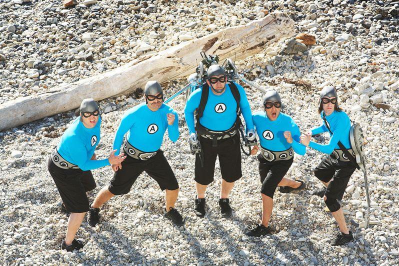 <strong><em>The Aquabats! Super Show!</em></strong> Photo #3