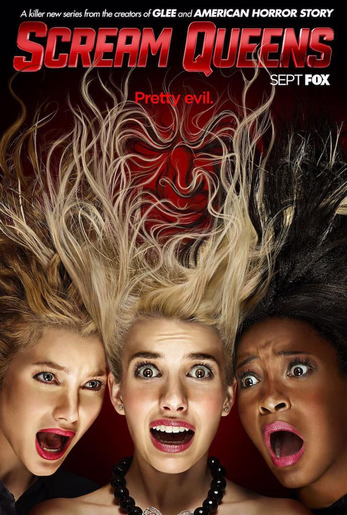 <strong><em>Scream Queens</em></strong> Poster