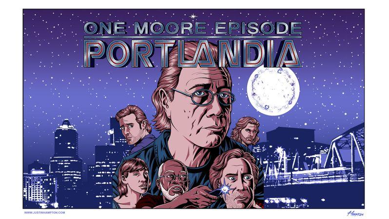 <strong><em>Portlandia</em></strong> Season 2 Poster