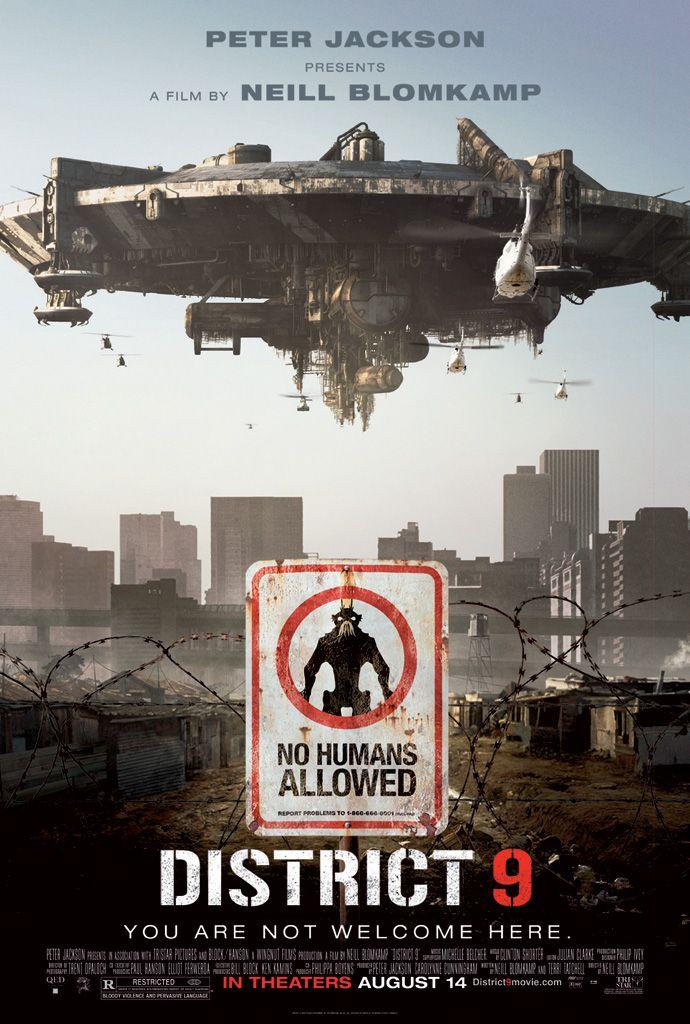 <strong><em>District 9</em></strong> Poster