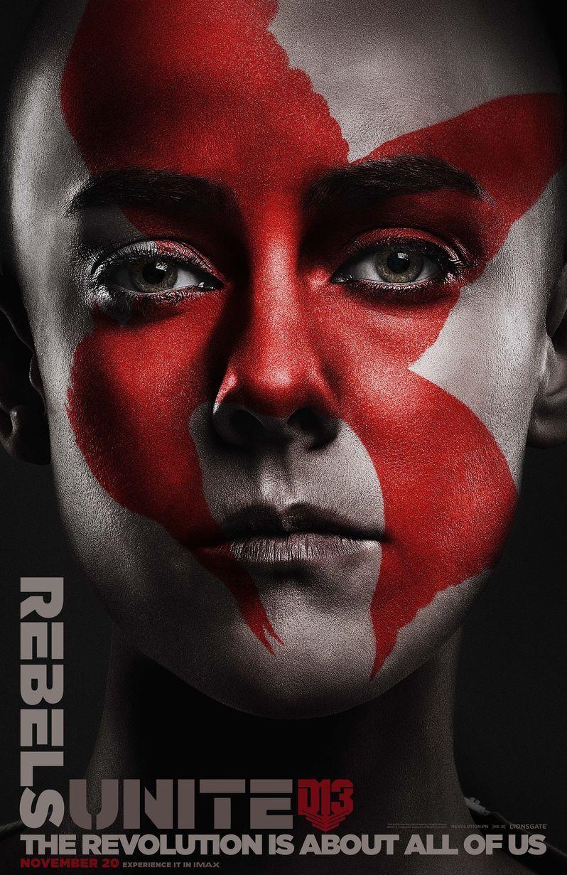 <strong><em>The Hunger Games: Mockingjay Part 2</em></strong> Johanna Poster