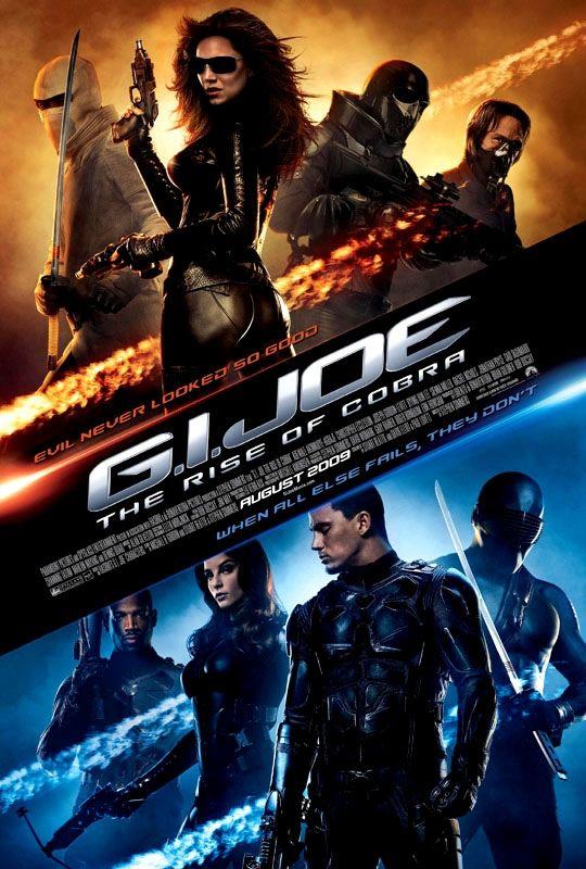 G.I. Joe: Rise of Cobra International Poster