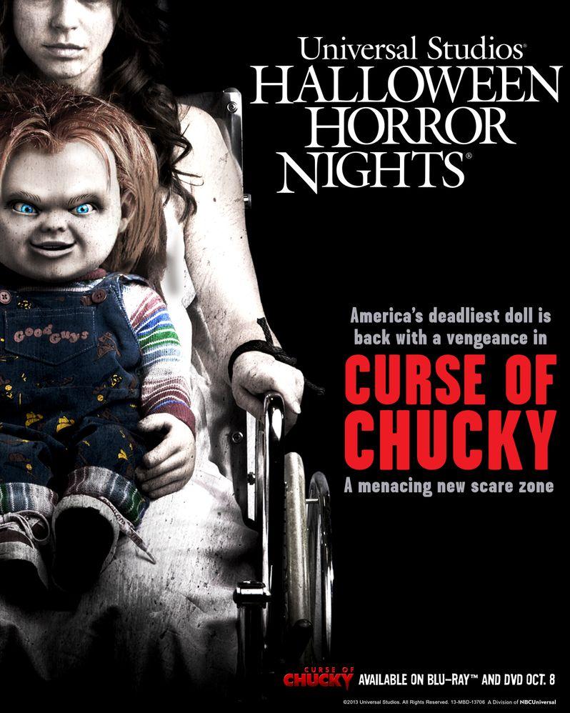 <strong><em>Curse of Chucky</em></strong> Halloween Horror Nights Artwork