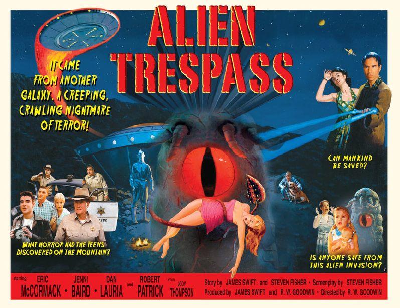 <strong><em>Alien Trespass</em></strong> Lobby Card #1