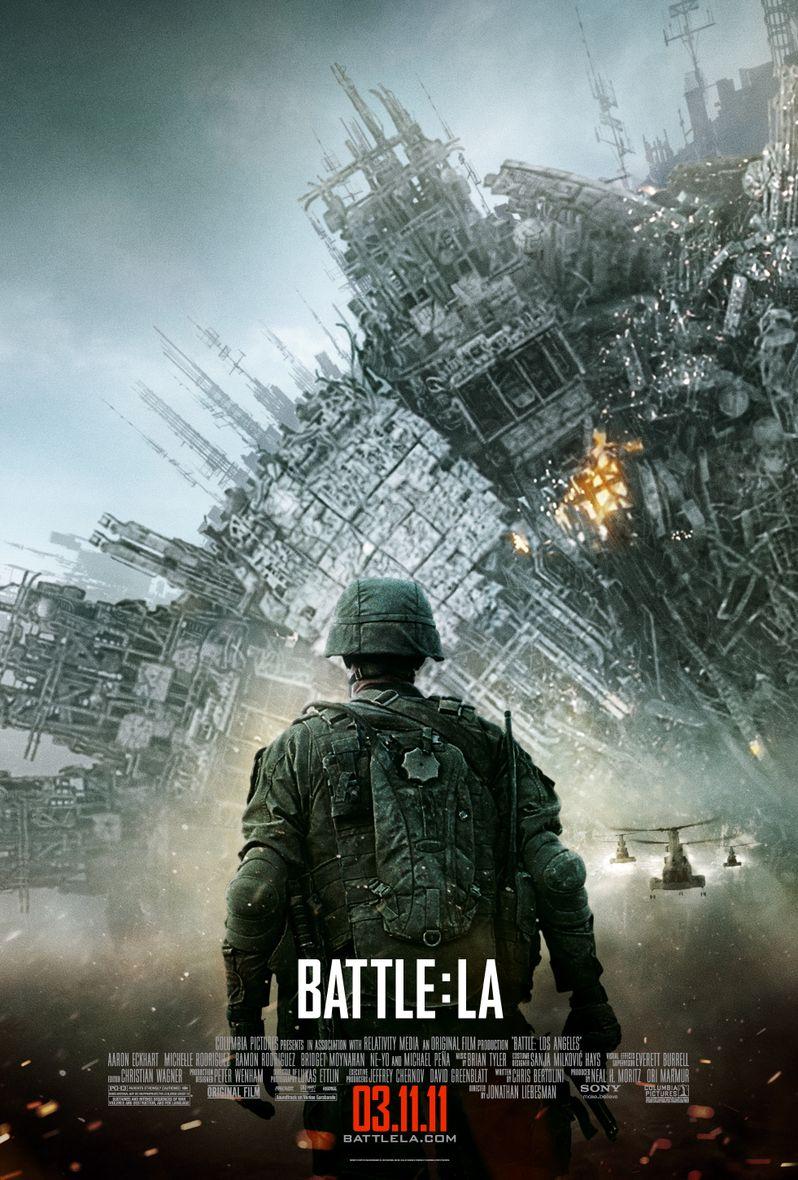 <strong><em>Battle: Los Angeles</em></strong> Poster #9