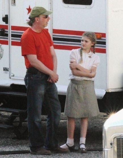 <strong><em>The Hunger Games</em></strong> Set Photo #3