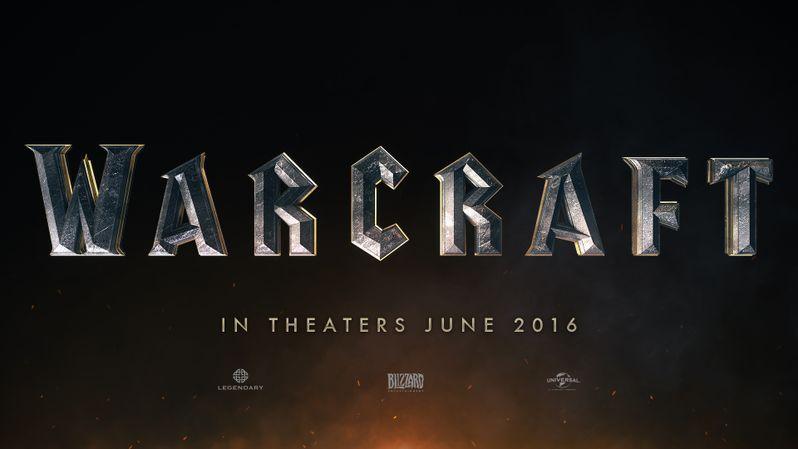 <strong><em>Warcraft</em></strong> Movie Logo
