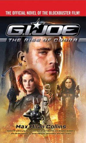 G.I. Joe: Rise of Cobra Official Novel