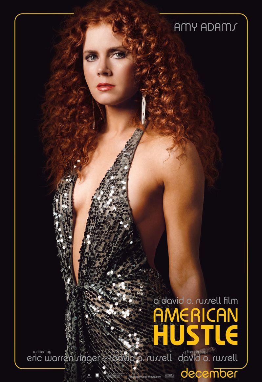 <strong><em>American Hustle</em></strong> Poster 5