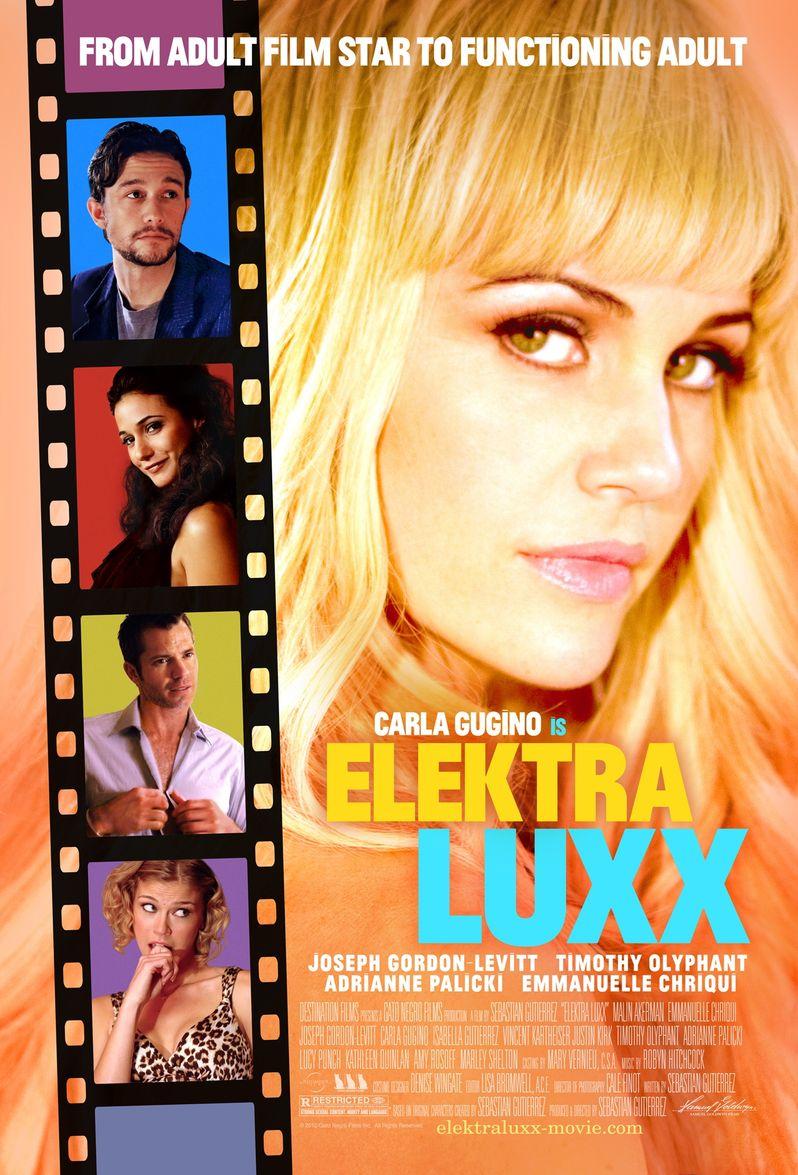 <strong><em>Elektra Luxx</em></strong> Poster