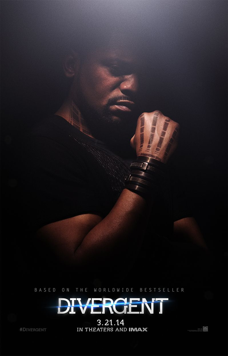 <strong><em>Divergent</em></strong> Max Character Poster