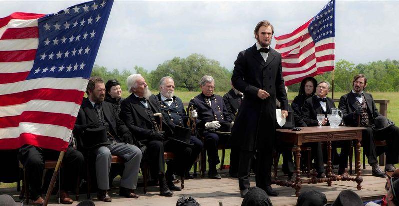 Abraham Lincoln Vampire Hunter Photo