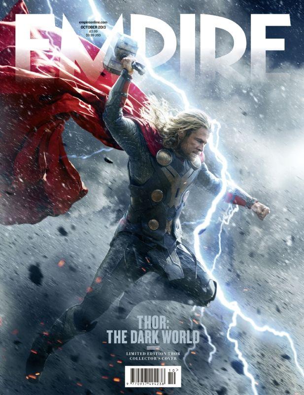 <strong><em>Thor: The Dark World</em></strong> Empire Magazine Cover 2
