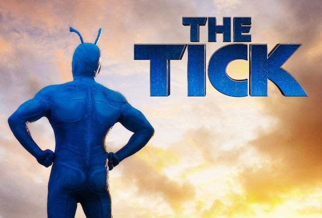 <strong><em>The Tick</em></strong> Poster