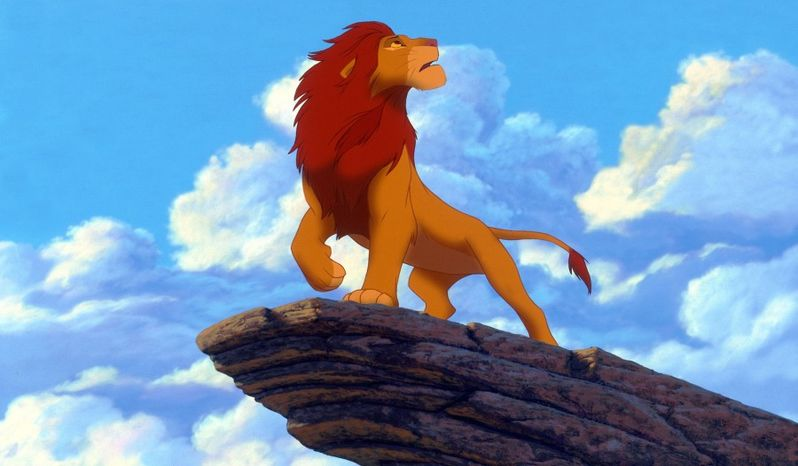 Supervising animators Tony Bancroft and Mark Henn discuss The Lion king
