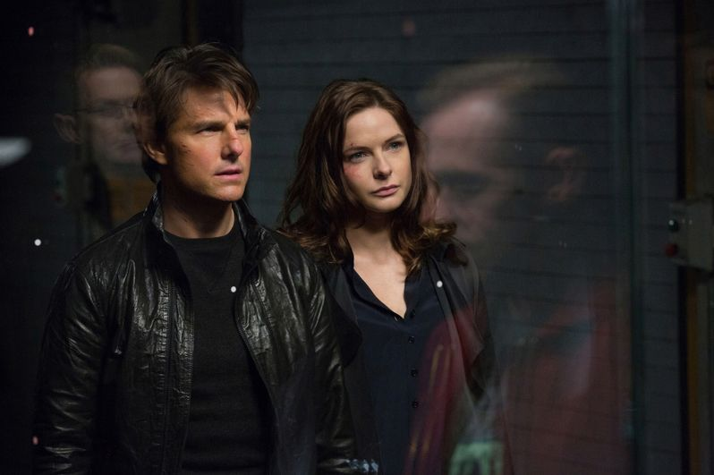 <strong><em>Mission: Impossible Rogue Nation</em></strong> Photo 3