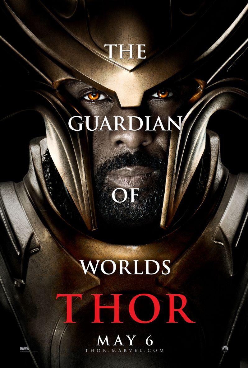 <strong><em>Thor</em></strong> Hemidal Poster
