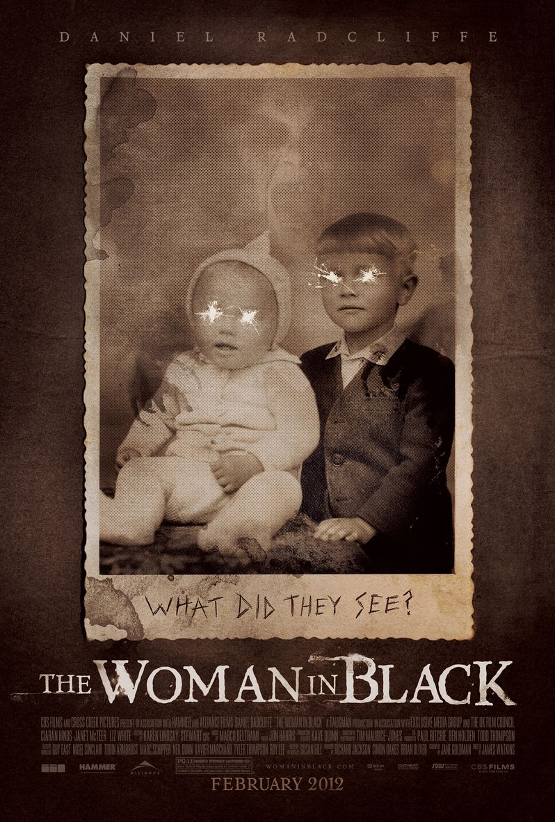 <strong><em>The Woman in Black</em></strong> Poster