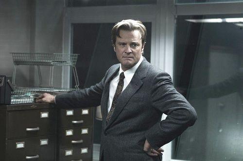 <strong><em>Tinker, Tailor, Soldier, Spy</em></strong> Colin Firth Photo