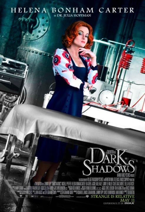 <strong><em>Dark Shadows</em></strong> Character Posters V.2 #3