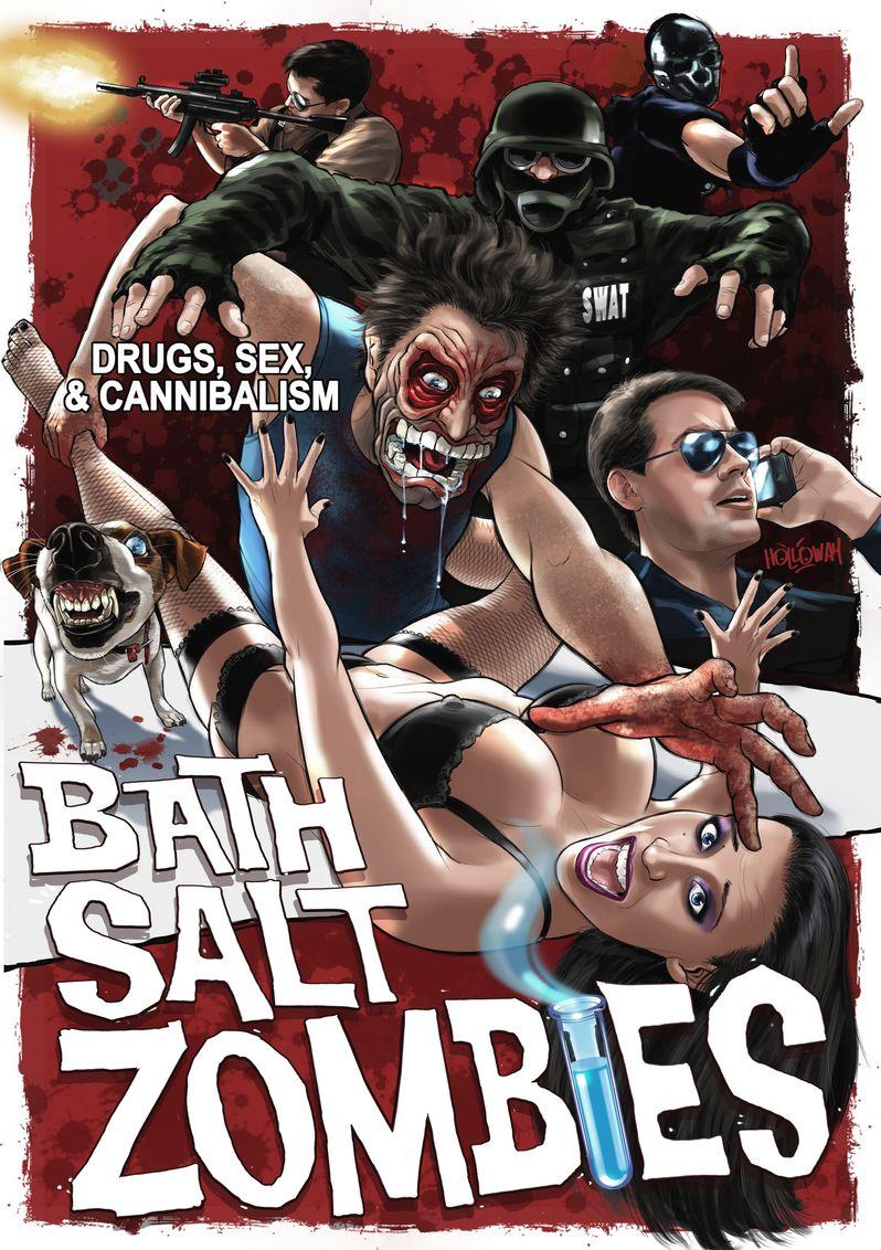 <strong><em>Bath Salt Zombies</em></strong> Poster