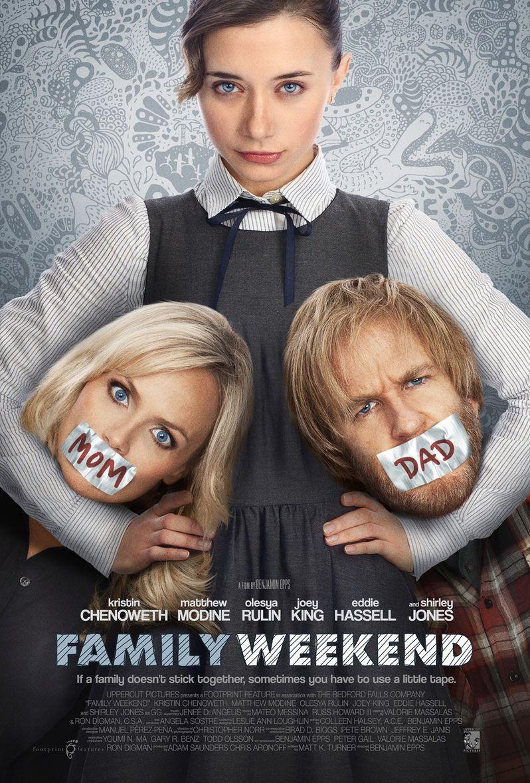 <strong><em>Family Weekend</em></strong> Poster