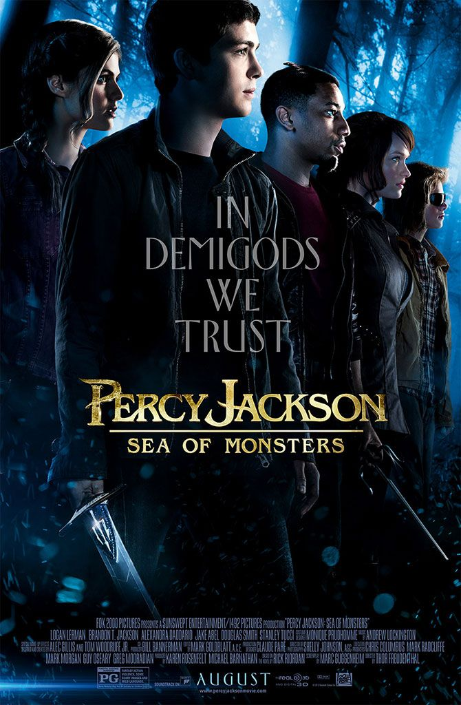 <strong><em>Percy Jackson: Sea of Monsters</em></strong> Poster 1