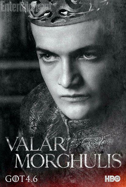<strong><em>Game of Thrones</em></strong> King Joffrey Poster