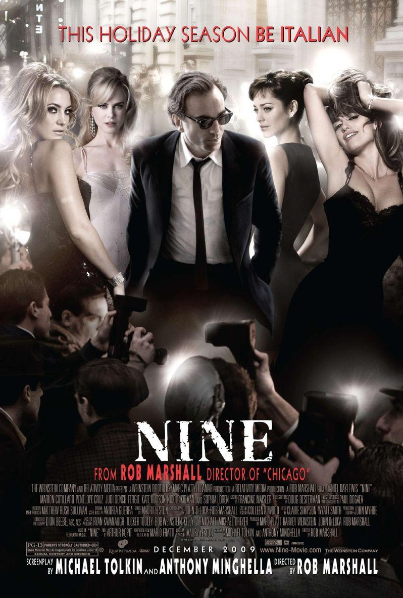 <strong><em>Nine</em></strong> Poster