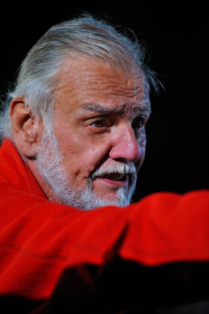 George A. Romero wants two more Dead films