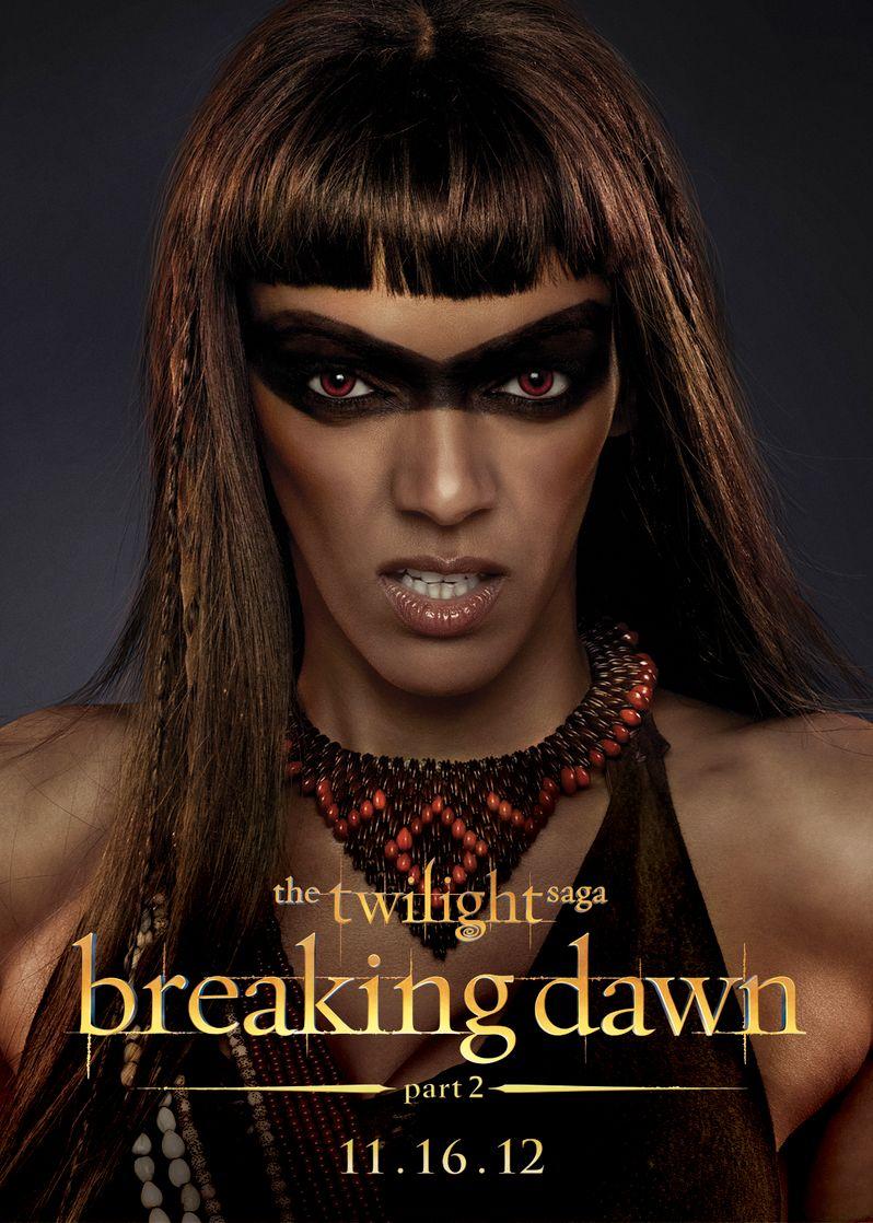 <strong><em>The Twilight Saga: Breaking Dawn - Part 2</em></strong> Zafrian Poster
