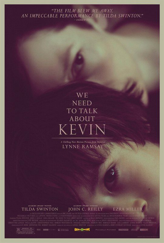 <strong><em>We Need to Talk About Kevin</em></strong> Poster