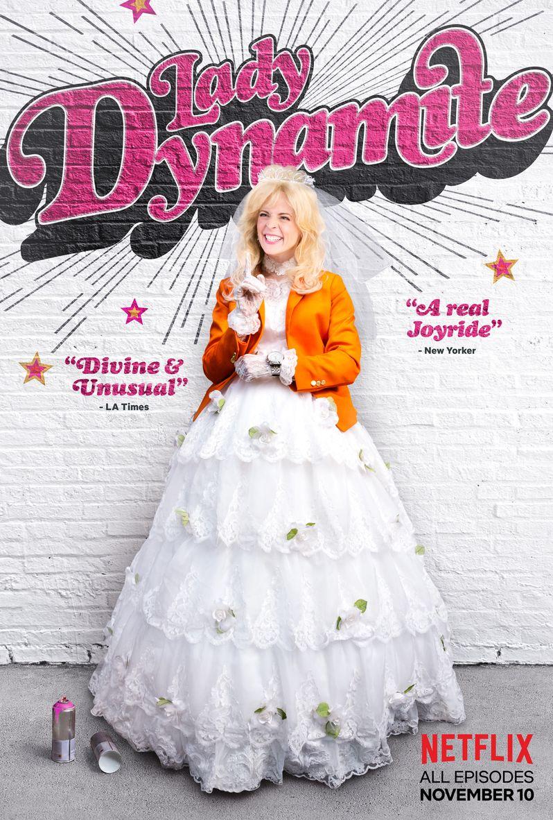 <strong><em>Lady Dynamite</em></strong> Season 2 Poster
