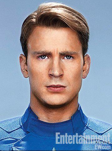 The Avengers: Chris Evans