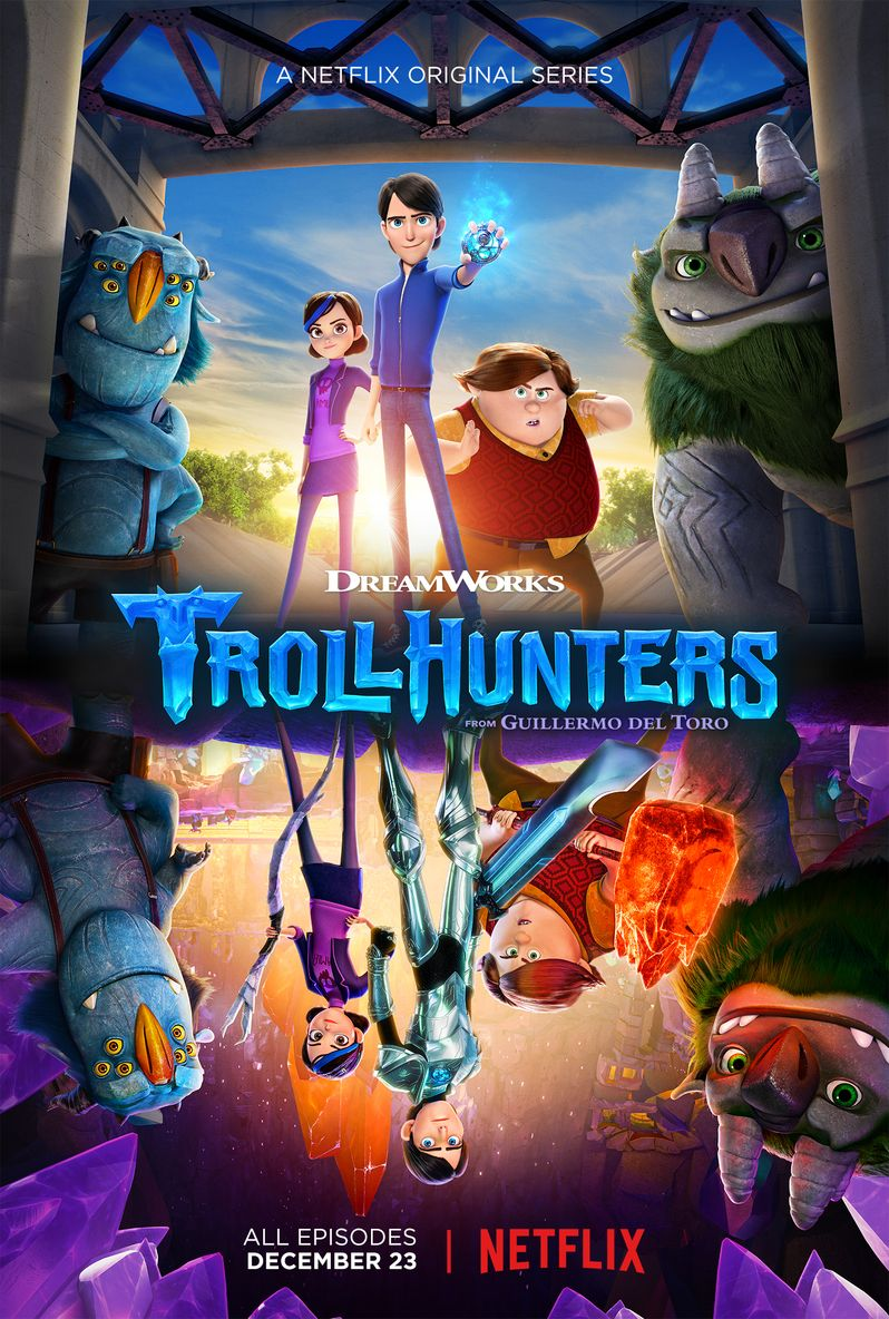<strong><em>Trollhunters</em></strong> Trailer