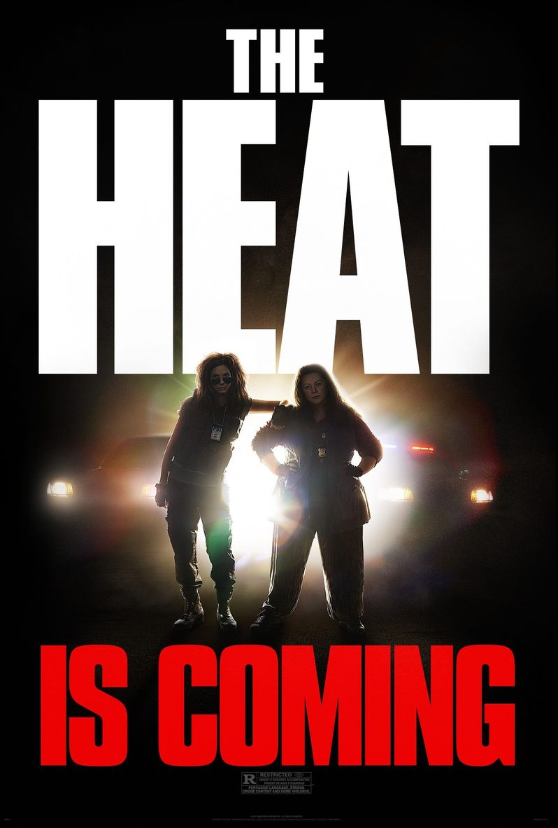 <strong><em>The Heat</em></strong> Poster