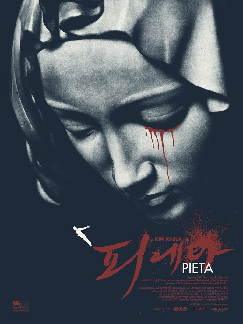 <strong><em>Pieta</em></strong> Poster
