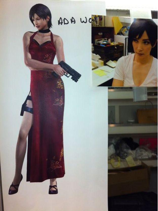 Li Bingbing as Ada Wong #2