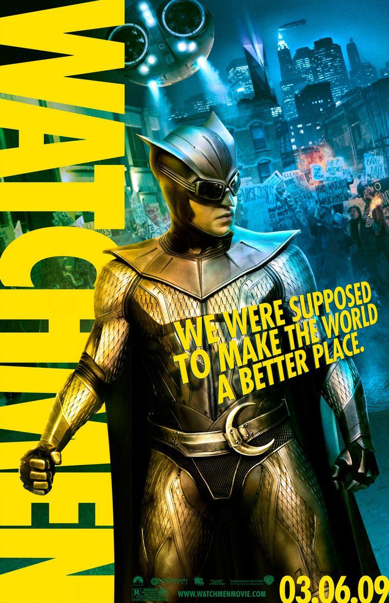 <strong><em>Watchmen</em></strong> Character Poster #5
