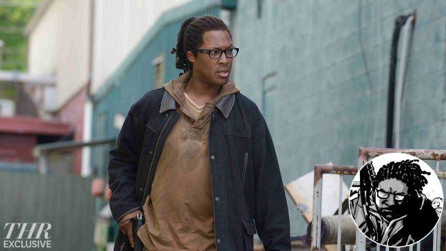 <strong><em>The Walking Dead</em></strong> Corey Hawkins Heath Photo